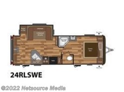 New 2017  Keystone Hideout 24RLSWE by Keystone from U-Neek RV Center in Kelso, WA