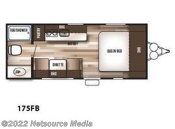 Used 2016  Forest River  X-Lite 175FB by Forest River from U-Neek RV Center in Kelso, WA