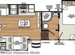 New 2017  Forest River Sandpiper 343RSOK by Forest River from U-Neek RV Center in Kelso, WA