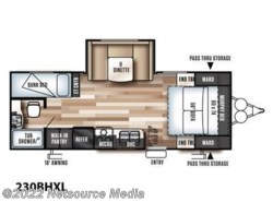 New 2017  Forest River Wildwood X-Lite 230BHXL by Forest River from U-Neek RV Center in Kelso, WA