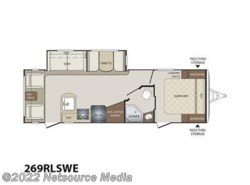 New 2017  Keystone Bullet 269RLSWE by Keystone from U-Neek RV Center in Kelso, WA