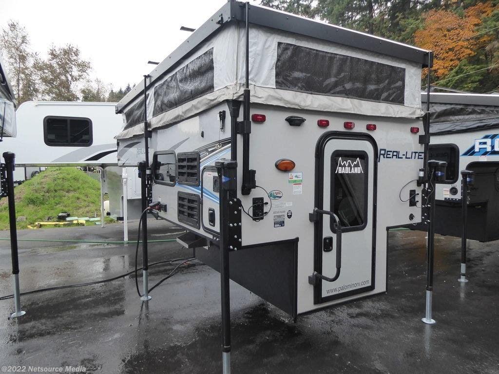 2021 Palomino Real Lite Truck Camper Soft Side Ss 1600 Rv For Sale In Kelso Wa 98626 Rlc21001 Rvusa Com Classifieds