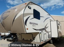 New 2017  Forest River Rockwood Signature Ultra Lite RLF8289WS by Forest River from Midway Homes & RV in Grand Rapids, MN