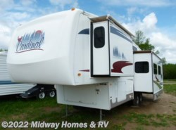 Used 2007  Forest River Cardinal 31RK  LE by Forest River from Midway Homes & RV in Grand Rapids, MN