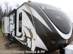 Used 2015  Keystone Bullet Ultra Lite 30RIPR by Keystone from Midway Homes & RV in Grand Rapids, MN