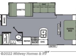New 2018  Coachmen Apex 289TBSS by Coachmen from Midway Homes & RV in Grand Rapids, MN