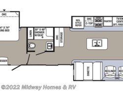 New 2017  Palomino Puma 37PFL by Palomino from Midway Homes & RV in Grand Rapids, MN