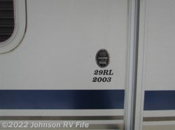 Used 2003  Thor  Colorado 29RL by Thor from Johnson RV in Puyallup, WA