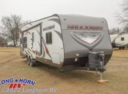 New 2017 Forest River Shockwave T27FQDX available in Mineola, Texas