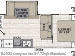 New 2017  Coachmen Freedom Express 248RBS by Coachmen from Campers Inn RV in Kings Mountain, NC