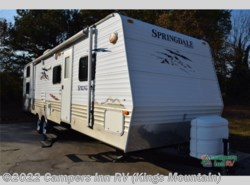 Used 2008  Keystone Springdale 296BHG by Keystone from Campers Inn RV in Kings Mountain, NC