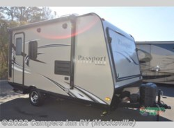 Used 2016  Keystone Passport 145EXP by Keystone from Campers Inn RV in Mocksville, NC