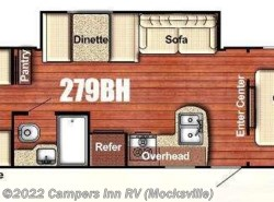 New 2017  Gulf Stream Friendship 279BH by Gulf Stream from Campers Inn RV in Mocksville, NC