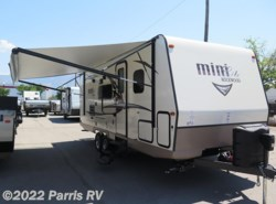 New 2017  Forest River Rockwood Mini-lite 2504S by Forest River from Parris RV in Murray, UT