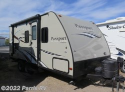 Used 2016  Keystone Passport 199ML by Keystone from Parris RV in Murray, UT
