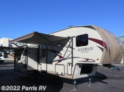 New 2017  Forest River Rockwood Signature Ultra Lite 8295WS by Forest River from Parris RV in Murray, UT
