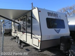 New 2017  Forest River Rockwood Mini-lite 2502KS by Forest River from Parris RV in Murray, UT