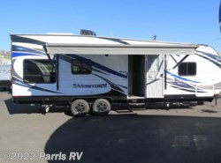 New 2017  Forest River Sandstorm 242SLC by Forest River from Parris RV in Murray, UT