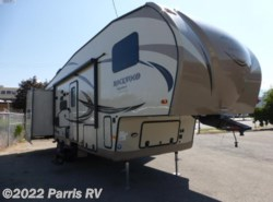 New 2017  Forest River Rockwood Signature Ultra Lite Travel Trailer 8281WS by Forest River from Parris RV in Murray, UT
