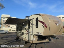New 2017  Forest River Rockwood Signature Ultra Lite Fifth Wheels 8244BS by Forest River from Parris RV in Murray, UT