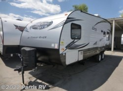 New 2017  Forest River  Cruise Lite T211SSXL by Forest River from Parris RV in Murray, UT