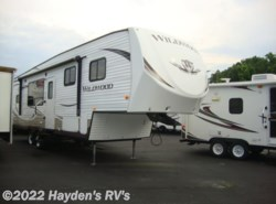 Used 2014  Forest River Wildwood 29RKSS by Forest River from Hayden's RV's in Richmond, VA