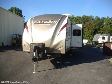 2017 Cruiser RV Fun Finder Signature 266 KIRB