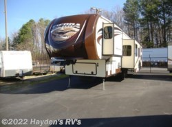 Used 2015  Forest River Sierra Select 357TRIP by Forest River from Hayden's RV's in Richmond, VA