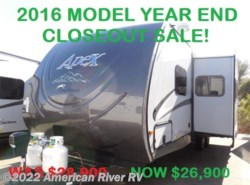 New 2016  Coachmen Apex 269RBSS by Coachmen from American River RV in Davis, CA