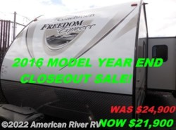 New 2016  Coachmen Freedom Express 28.1SE by Coachmen from American River RV in Davis, CA