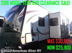 New 2016  Miscellaneous  Prime Time Mfg.  Tracer 2750RBS  by Miscellaneous from American River RV in Davis, CA