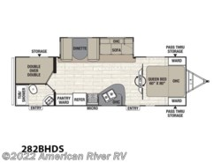 New 2017  Coachmen Freedom Express Deep Slide 282BHDS by Coachmen from American River RV in Davis, CA