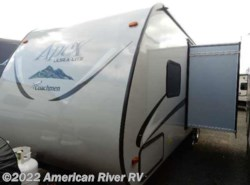 New 2017  Coachmen Apex Ultra Lite 214RB by Coachmen from American River RV in Davis, CA
