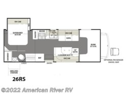 New 2017  Coachmen Freelander  26RS by Coachmen from American River RV in Davis, CA