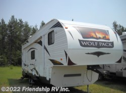 Used 2012  Cherokee  WOLF PACK 305WP by Cherokee from Friendship RV Inc. in Friendship, WI