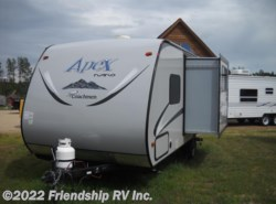 New 2017  Coachmen Apex Nano 191RBS by Coachmen from Friendship RV Inc. in Friendship, WI