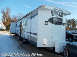 Used 2015 Forest River Salem Villa 402QBQ available in Friendship, Wisconsin
