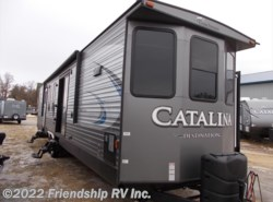 New 2018 Coachmen Catalina Destination 39FKTS available in Friendship, Wisconsin