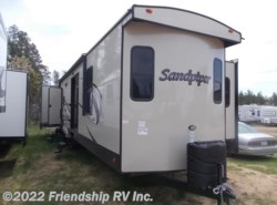 New 2019 Forest River Sandpiper 402QB available in Friendship, Wisconsin
