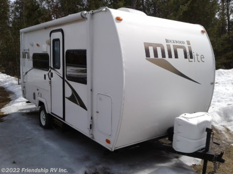 2013 Forest River Rockwood Mini Lite 1901