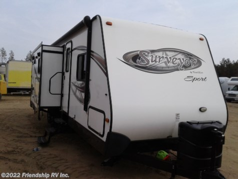 2013 Forest River Surveyor Sport SP296