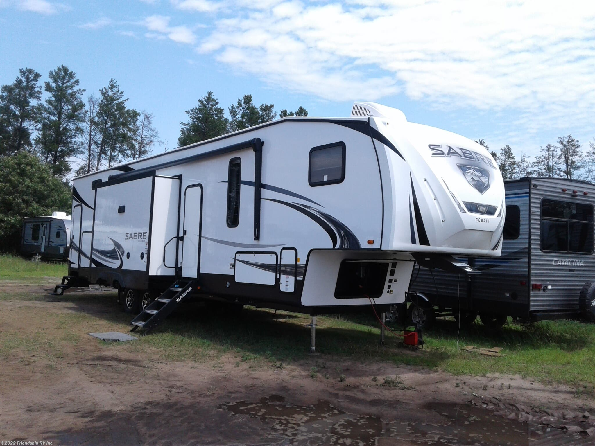 Forest River Rvs >> 2020 Forest River Rv Sabre 38dbq For Sale In Friendship Wi 53934 Nf1736