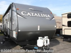New 2017  Coachmen Catalina SBX 321BHD by Coachmen from Colerain RV of Dayton in Dayton, OH