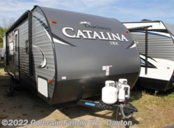 New 2017  Coachmen Catalina SBX 261BH by Coachmen from Colerain RV of Dayton in Dayton, OH