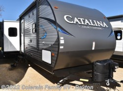 New 2018 Coachmen Catalina Legacy Edition 333BHTSCK available in Dayton, Ohio