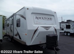 New 2016  Forest River Rockwood Ultra Lite 2904WS by Forest River from Vicars Trailer Sales in Taylor, MI