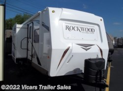 New 2016  Forest River Rockwood Ultra Lite 2910TS by Forest River from Vicars Trailer Sales in Taylor, MI