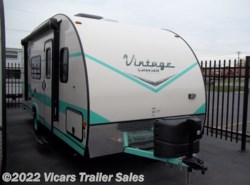 New 2016  Gulf Stream Vintage Cruiser 19RBS by Gulf Stream from Vicars Trailer Sales in Taylor, MI