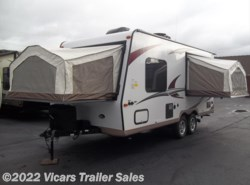 New 2017  Forest River Rockwood Roo 183 by Forest River from Vicars Trailer Sales in Taylor, MI