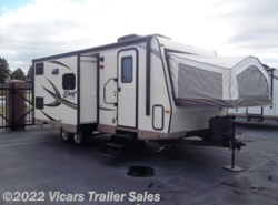 New 2016  Forest River Rockwood Roo 23IKSS by Forest River from Vicars Trailer Sales in Taylor, MI